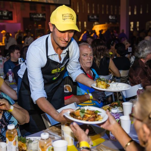 Love, hope, generosity and trifle to be served at the eighth OzHarvest CEO CookOff