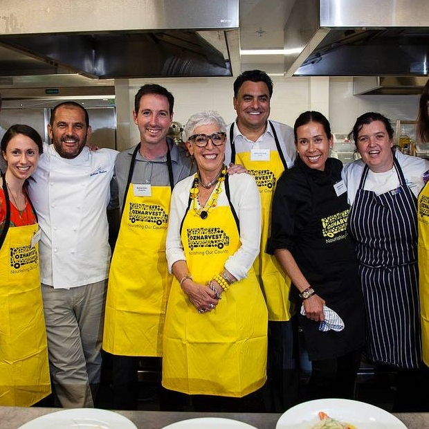 CEOs and top chefs unite to feed vulnerable Australians at the CEO CookOff