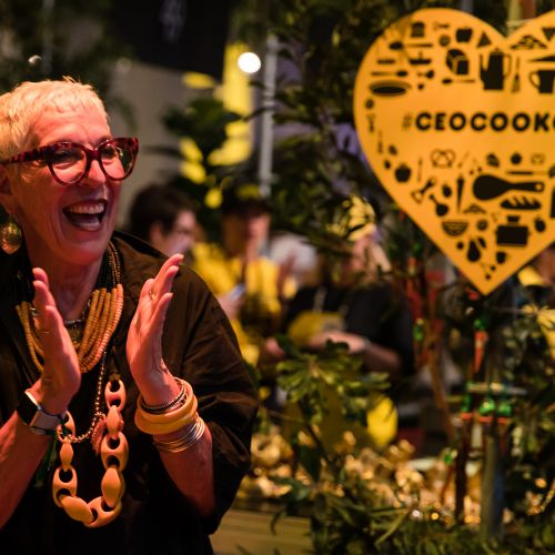 CEO CookOff 2019 fundraising record will help deliver nearly six million meals