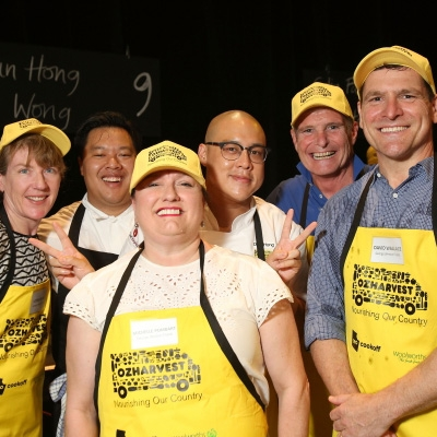 Registrations now OPEN for the 2017 CEO CookOff