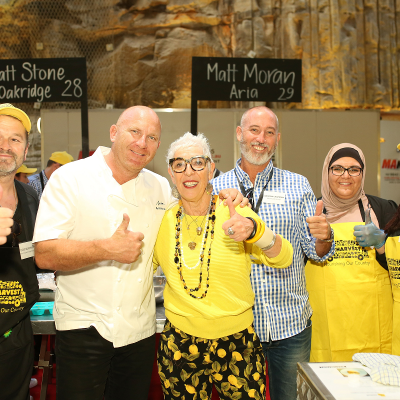 OzHarvest CEO CookOff Helps To Deliver 3.4 Million Meals To Feed Aussies In Need